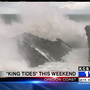 Highest tides of the year happening on Oregon coast