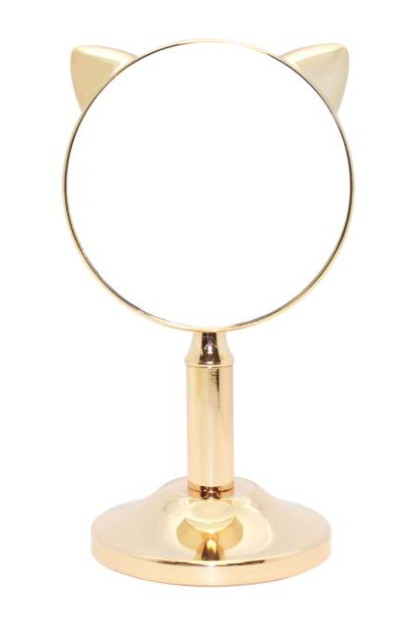 Cat Ear Gold Mini Mirror by Danielle Creations, $18. We've all got those gal pals who are keen and savvy to what is hot in the beauty market. Whether it be a charcoal face mask or the latest in beauty blenders, they've got the tips for you! Surprise those beauty queens in your life with some of these beauty gifts! We searched high and low on Nordstrom's holiday beauty guide to come up with the must-have items.{&amp;nbsp;} (Image courtesy of Nordstrom).<p></p>