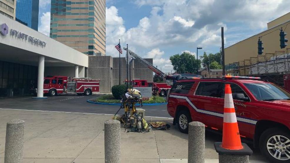 Lexington hotel evacuated after electrical fire | WDKY