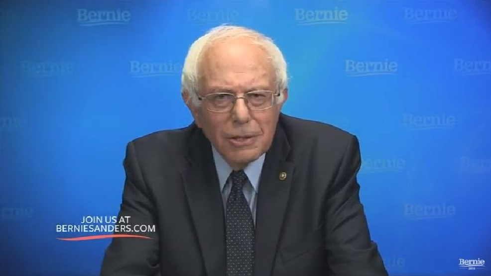 Bernie Sanders says the political revolution must go on. (YouTube)