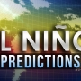 Keith Thompson's summer of El Nino prediction