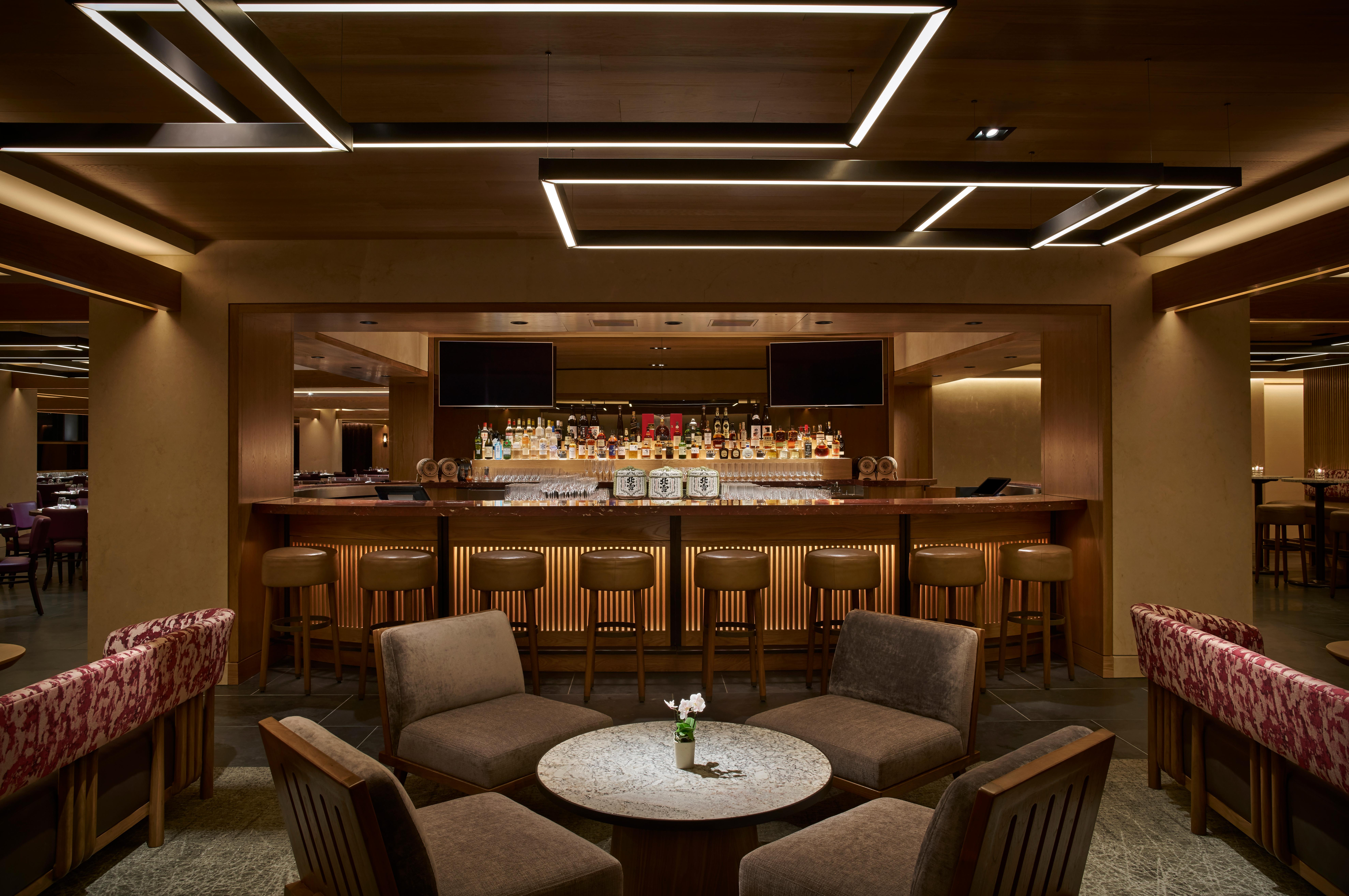 Nobu Washington DC Bar & Lounge (Photo credit: Greg Powers)