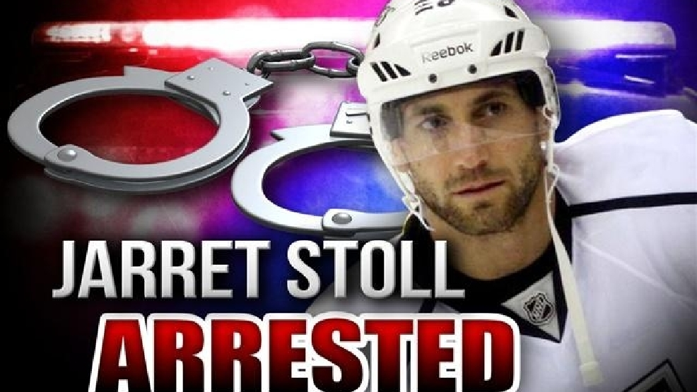 nhl player jarret stoll arrested in las vegas weyi