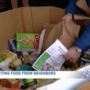Drive collects thousands of pounds of food for Regional Food Bank
