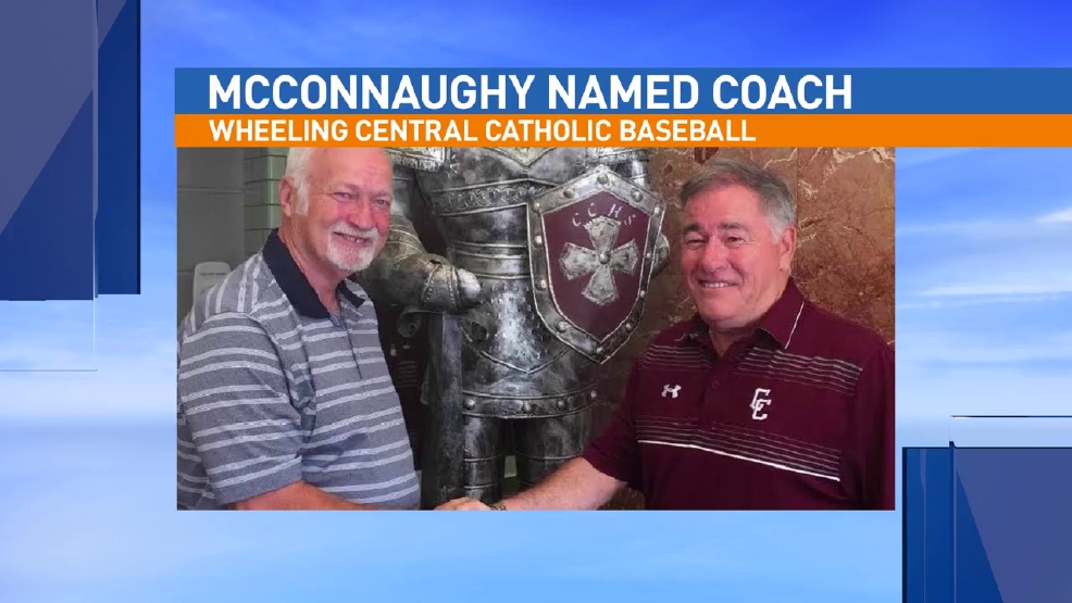 7.26.16 Video- Bo McConnaughy hired as Wheeling Central baseball coach