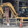 Gas main break forces evacuations, street closures in downtown Seattle