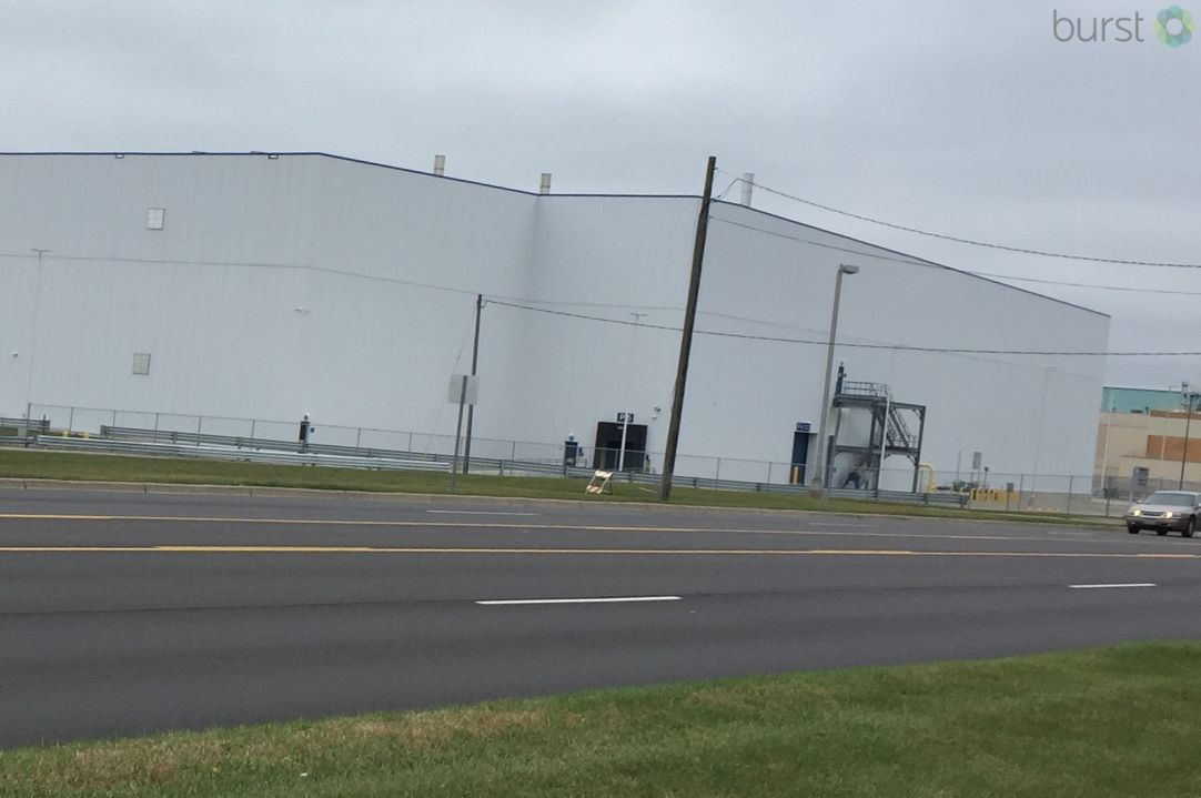 General Motors says construction is already underway on the new trim shop, which a UAW official described as a place where the interiors are assembled. (Photo Credit: Joel Feick)