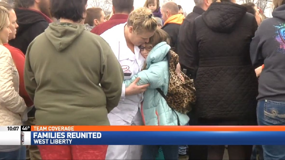 Parents relieved to be back with their children after ...