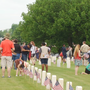 Scouts remember and honor veterans in flag ceremony