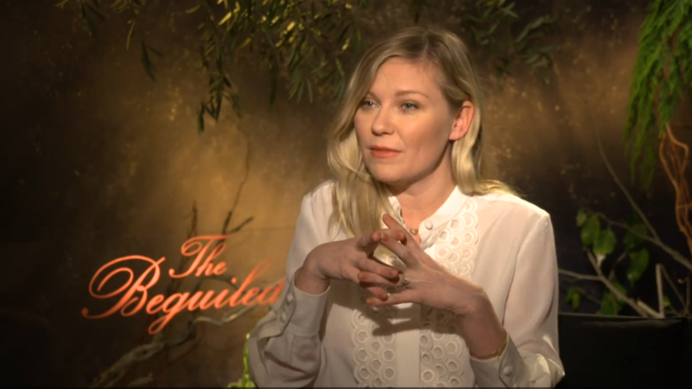 Three Women: Elle Fanning, Kirsten Dunst and Sofia Coppola discuss 'The Beguiled'