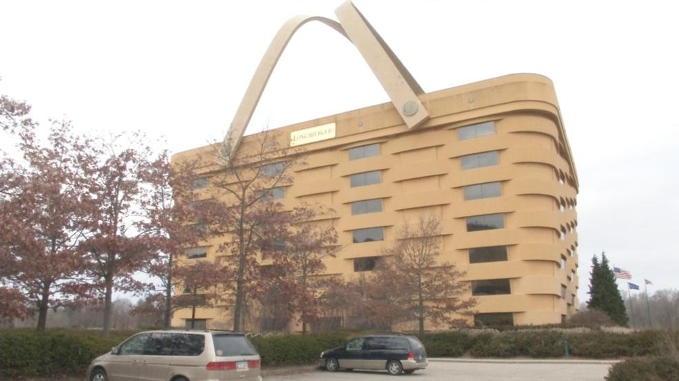 Longaberger Company Moving Out Of Its Iconic Basket Building