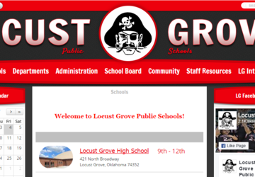 Locust Grove Schools | Calendar and supply lists