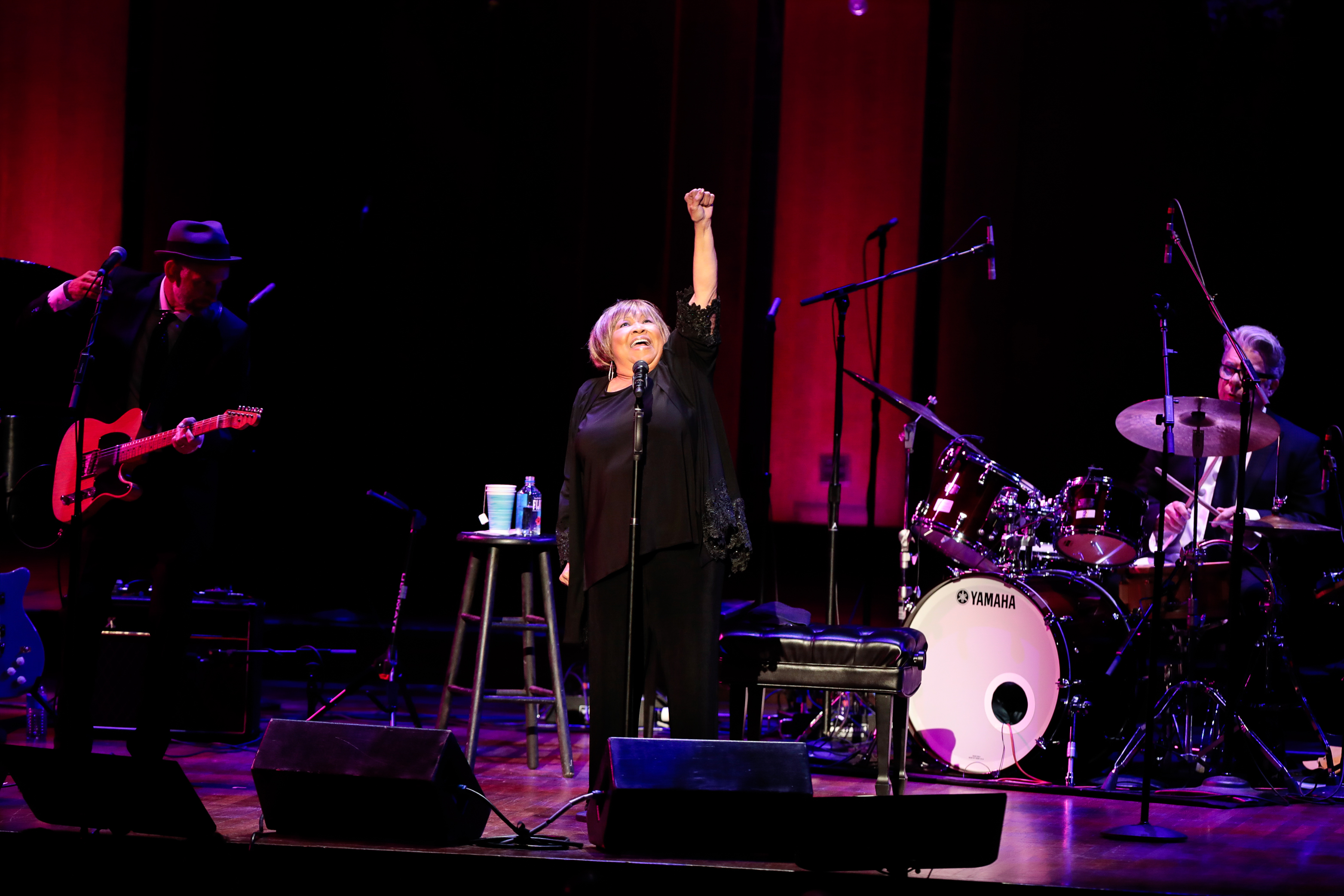 The Kennedy Center hosted their 2018 Spring Gala Concert on May 6, with a delightful performance from the legendary Mavis Staples. (Image: Yassine El Mansouri for the Kennedy Center)