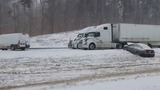 State of emergency declared in Tennessee for icy, snowy interstates
