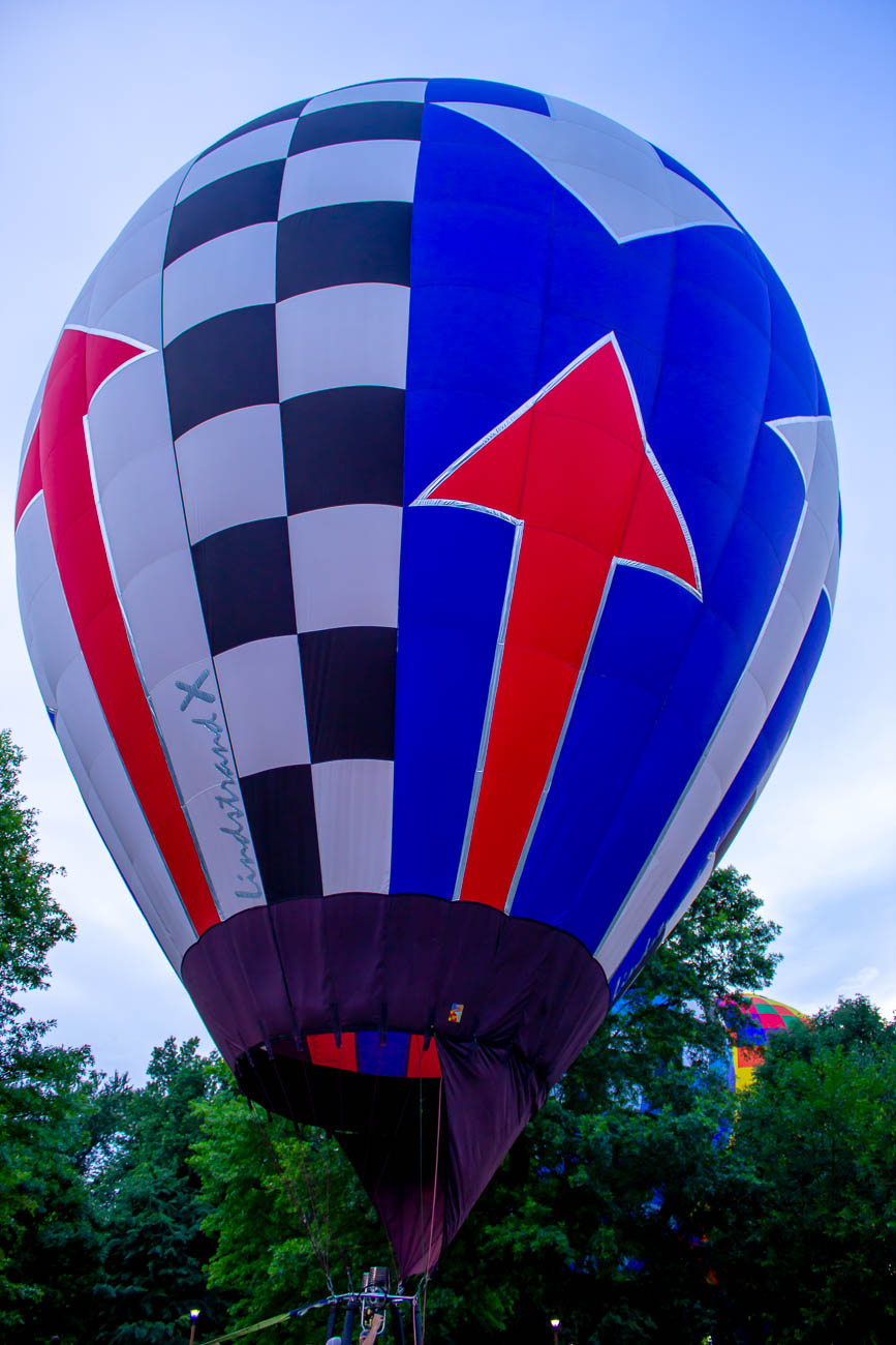 Up, up, and away! / Image: Katie Robinson, Cincinnati Refined // Published: 7.4.19