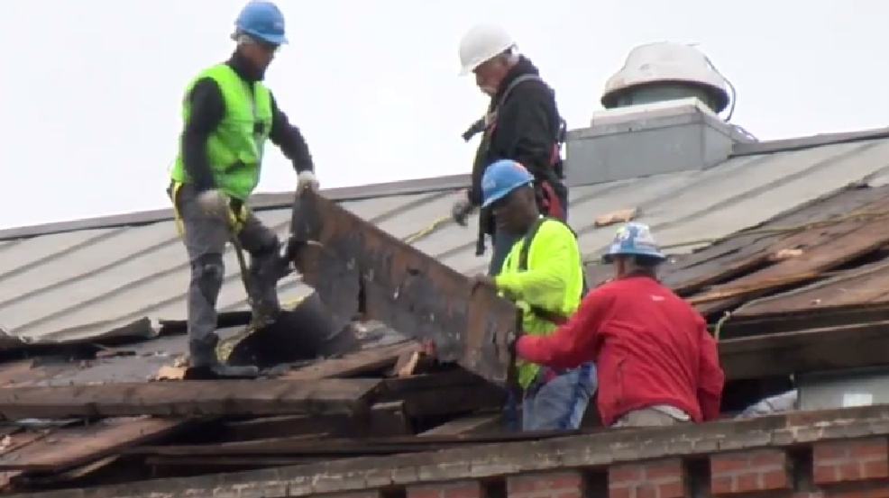 Storm Clean Up Underway In D C After Severe Weather Hits