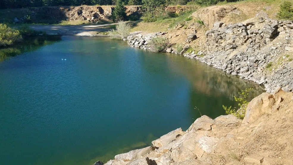 Man dies while swimming in remote quarry | KTVL