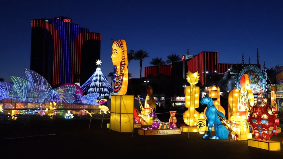 Global Winter Wonderland celebrates grand opening