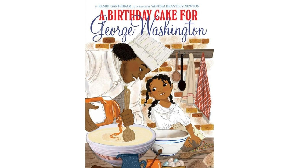 Birthday Cake For George Washington Censorship