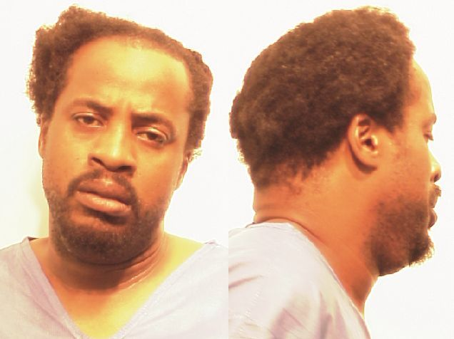 The driver, 37-year-old Dyewane Traynum of Providence was taken to Rhode Island Hospital, with a gunshot wound to his left arm. He was treated and released and is currently in custody with Providence Police. (Photo courtesy Providence Police Dept.)<p></p>