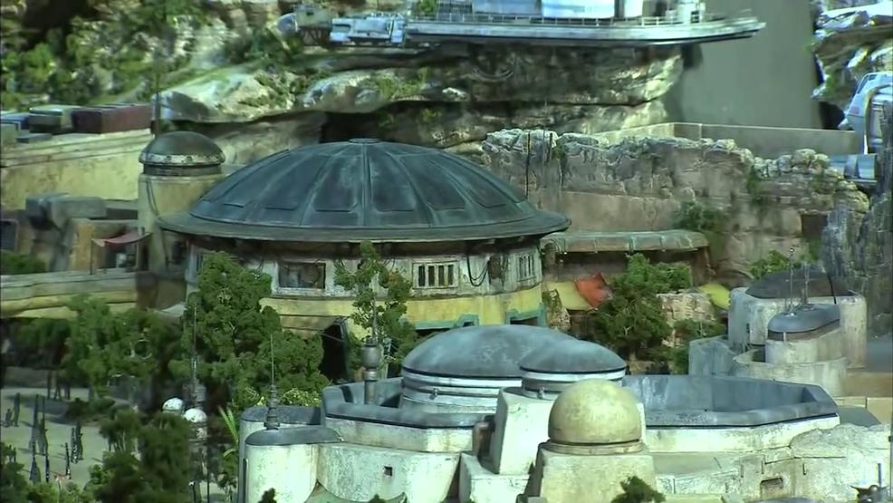 Disney's Star Wars Land to become a reality in 2019