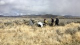 Search crews locate missing plane parts via drone after fatal crash in Minden