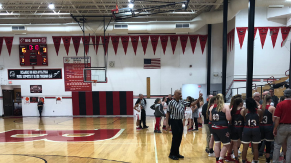 1.19.19 Highlights: Bellaire vs. River - girls basketball