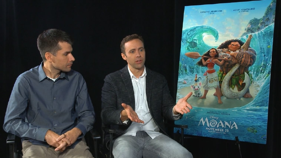 'Moana' filmmaker talks about how Dwayne Johnson's mannerisms influenced the animation