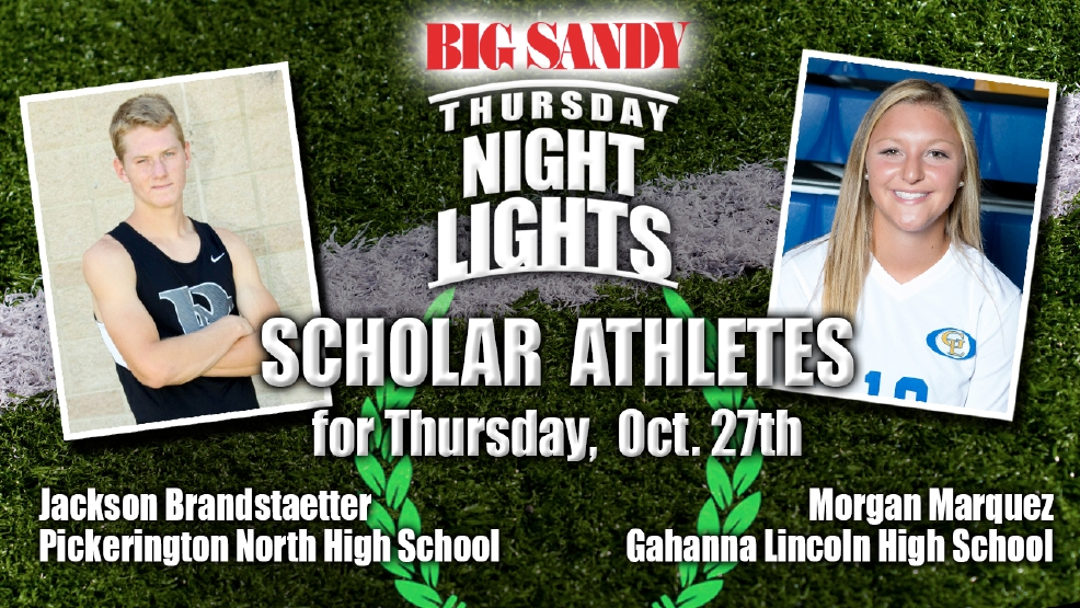 Big Sandy Scholar Athletes - Week 10