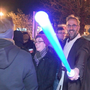 Devoted fans dress up, camp out for 'Star Wars: The Last Jedi' premiere in D.C.