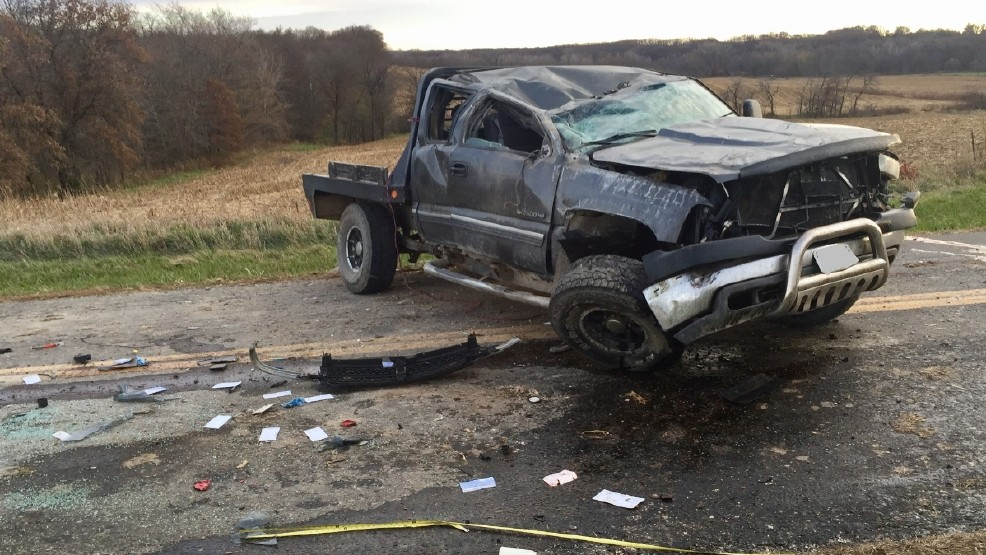 Trooper: 100 mph hill-jumping led to triple-fatality Schuyler County, MO crash
