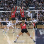 Husker volleyball team to play spring match in Kearney