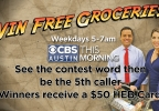 H-E-B Grocery Gift Card Rules