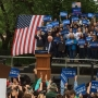 Sanders talks about higher education, carbon emissions during Springfield rally