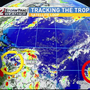 Disturbances likely to strengthen