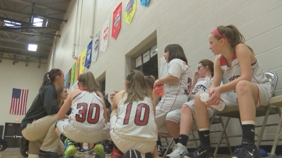 Middle school basketball team finishes unforgettable season