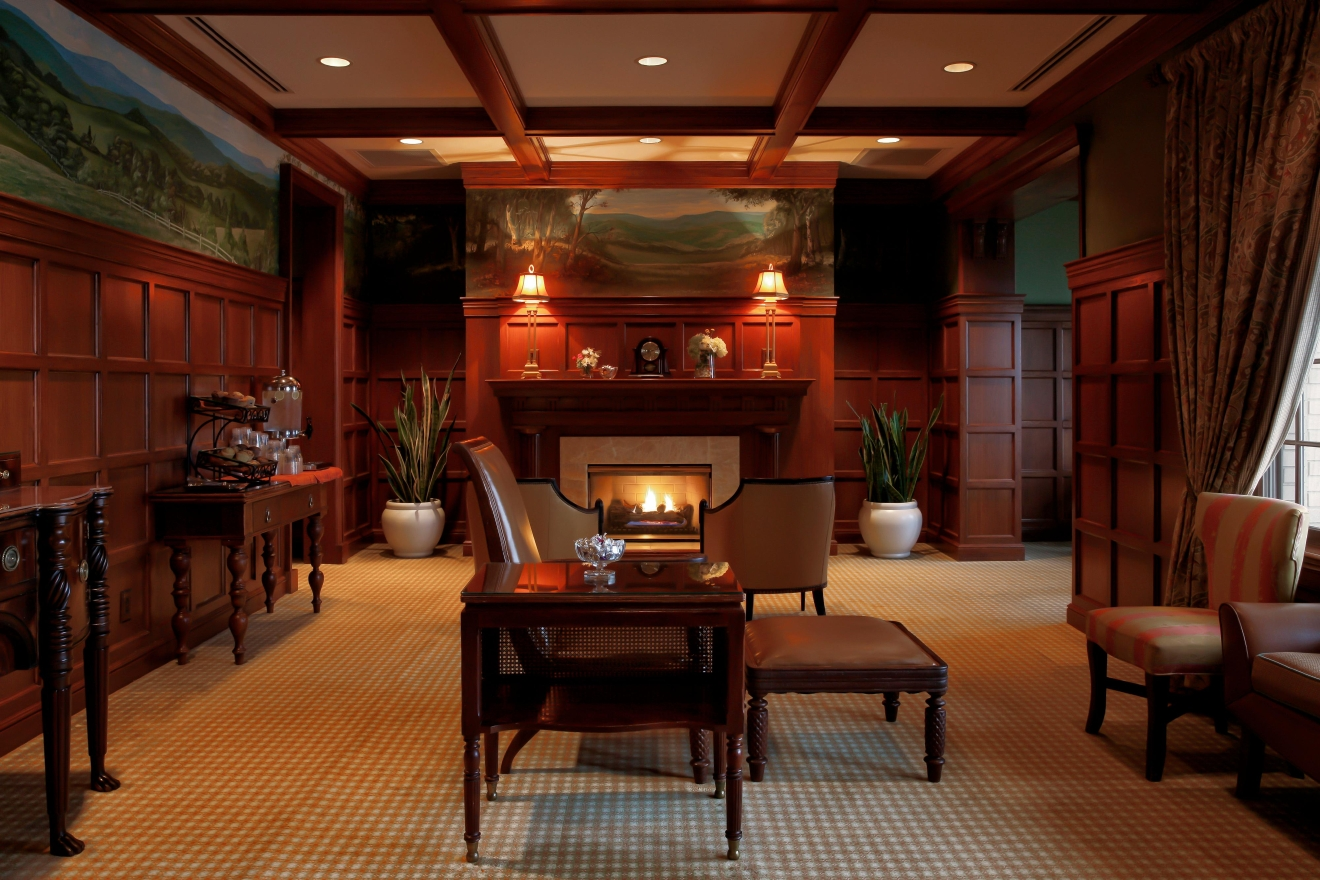 Relaxation room at Hotel Hershey Spa (Hotel Hershey)