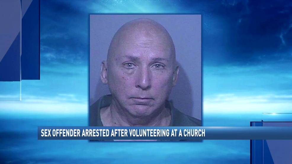 church sued for having sex offender