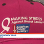 Be Aware Women's Fair event for cancer prevention