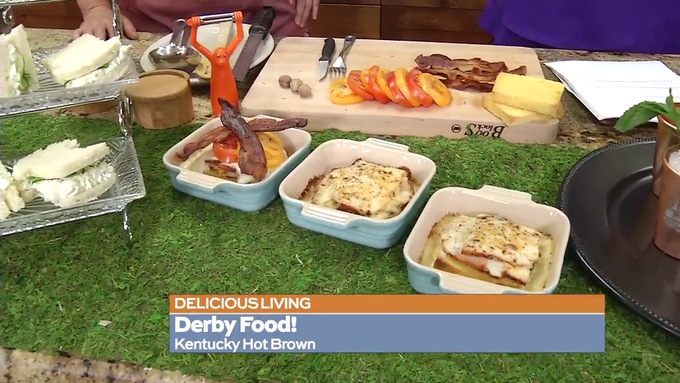 Get Kentucky Derby Ready With This Traditional Dish Woai