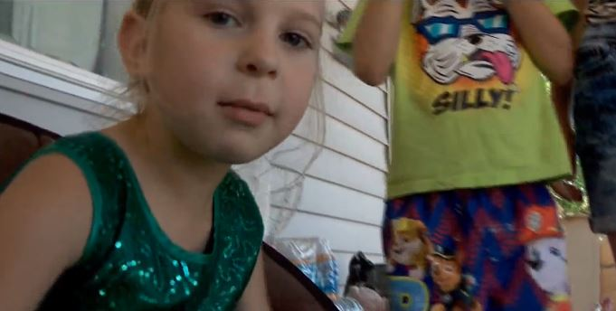 5-year-old girl hailed as hero after saving grandmother's life (Photo: KUTV)