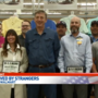 Four people awarded for saving Navarre man's life