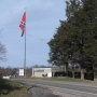 Flagpole creates controversy in Rockbridge Co.