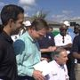 Housing Secretary Ben Carson, Gov. Abbott assure SE Texans they will recover from storm