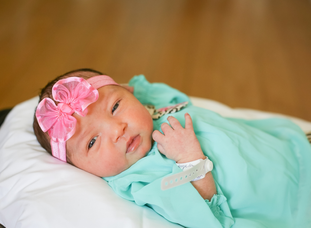 Arabella Photo courtesy of Palms West Hospital and Bella Baby Photography