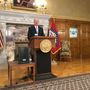 Arkansas governor touts global investment in state
