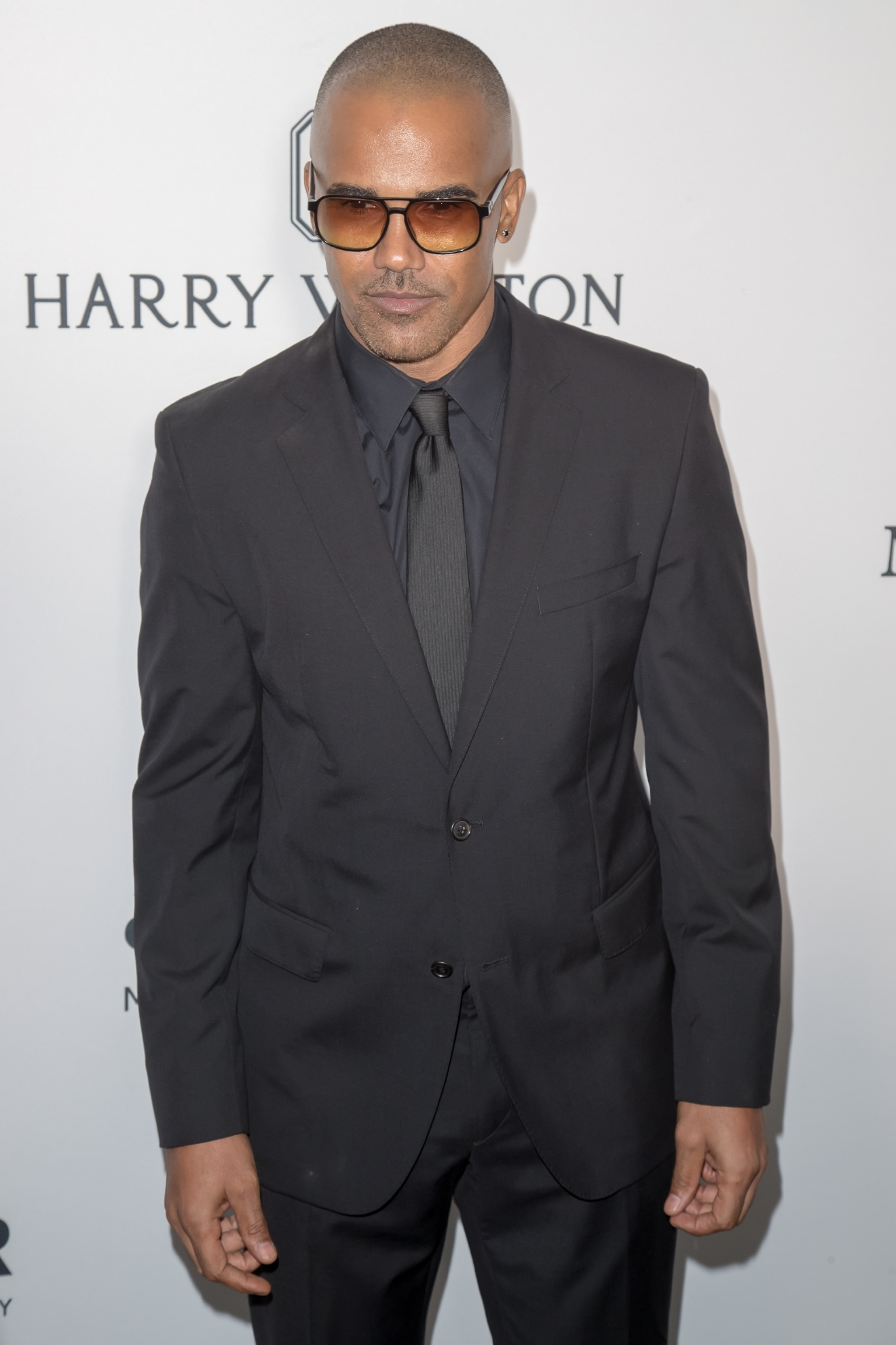 amfAR's Inspiration Gala Los Angeles at Milk Studios - Arrivals                                    Featuring: Shemar Moore                  Where: Los Angeles, California, United States                  When: 27 Oct 2016                  Credit: Michael Boardman/WENN.com