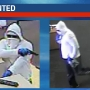 Surveillance photos show east El Paso bank robbery suspect