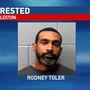Man accused of crashing into Charleston police cruiser arrested