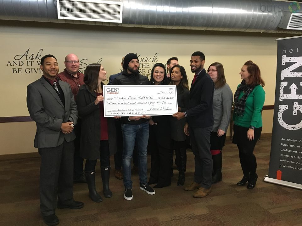 An employment training program in Flint is getting a nice boost, thanks to a new $16,000 grant. (Photo: WEYI/WSMH)